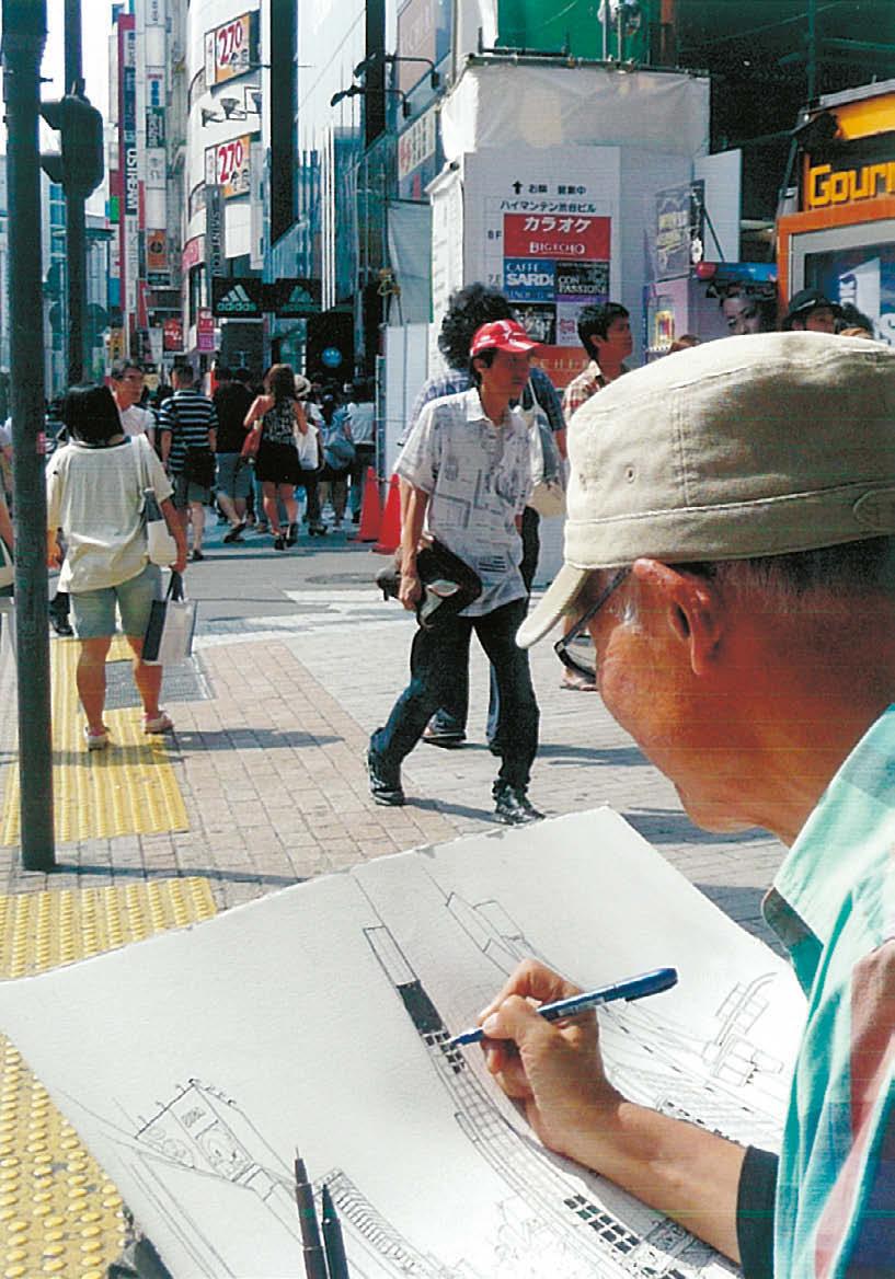 永沢まこと-街スケッチ-01-10