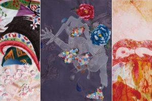 清川あさみ「千年後の百人一首」原画展 ―糸で紡ぐ、歌人のこころ―