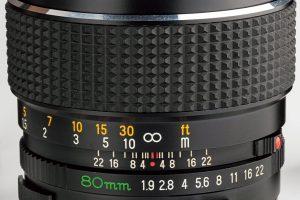 柔らかなボケ味と高解像を両立する中判レンズ Sekor C 80mm F1.9