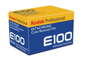KODAK PROFESSIONAL EKTACHROME film E100の販売を再開