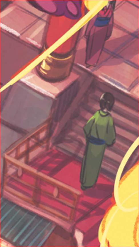 藤ちょこ ー 美しい幻想世界とキャラクターを描く-10-15
