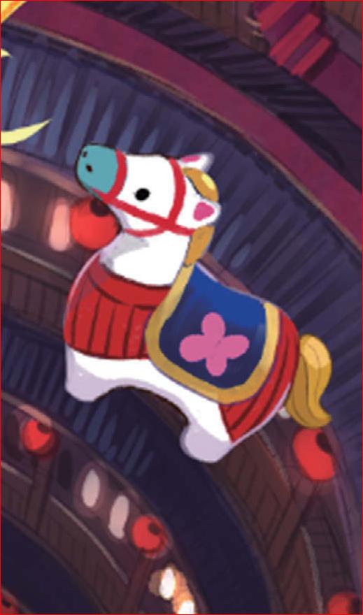 藤ちょこ ー 美しい幻想世界とキャラクターを描く-10-13