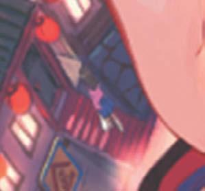 藤ちょこ ー 美しい幻想世界とキャラクターを描く-10-18
