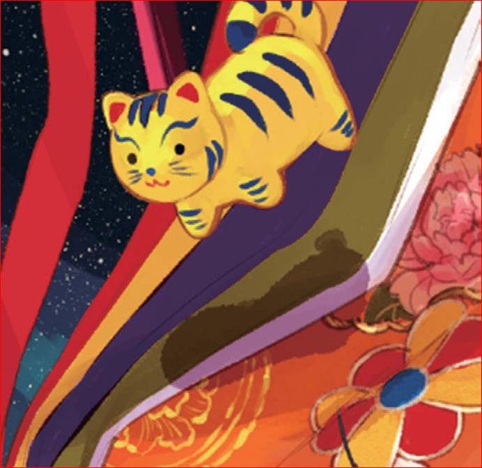 藤ちょこ ー 美しい幻想世界とキャラクターを描く-11-02