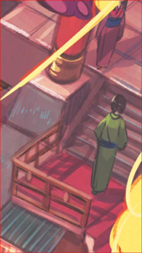 藤ちょこ ー 美しい幻想世界とキャラクターを描く-10-16