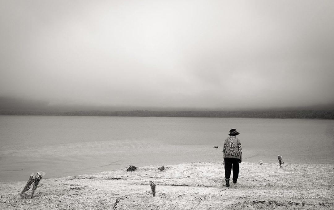 千代田路子写真展「幾へにもーふたつの旅ひとつの物語」