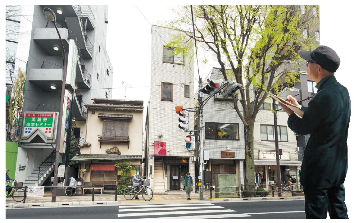 永沢まことの街歩きスケッチ入門-10-01
