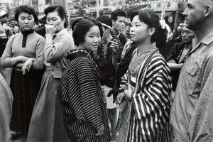 田沼武能写真展「東京わが残像 1948-1964」