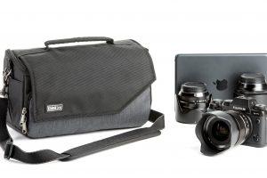 今月のカメラバッグプレゼント シンクタンクフォト  ミラーレスムーバー 25i  ピューター by 銀一