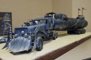 モデラーの技術と個性が光る模型展示会「テングモデラーズ」の軌跡