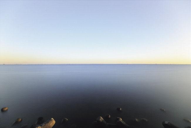 野寺治孝 写真集「TOKYO BAY PASSAGE OF THE SEAS」