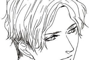 色気のある男性のイラストをマスターする〜男性の顔パーツと表情のバリエーション〜
