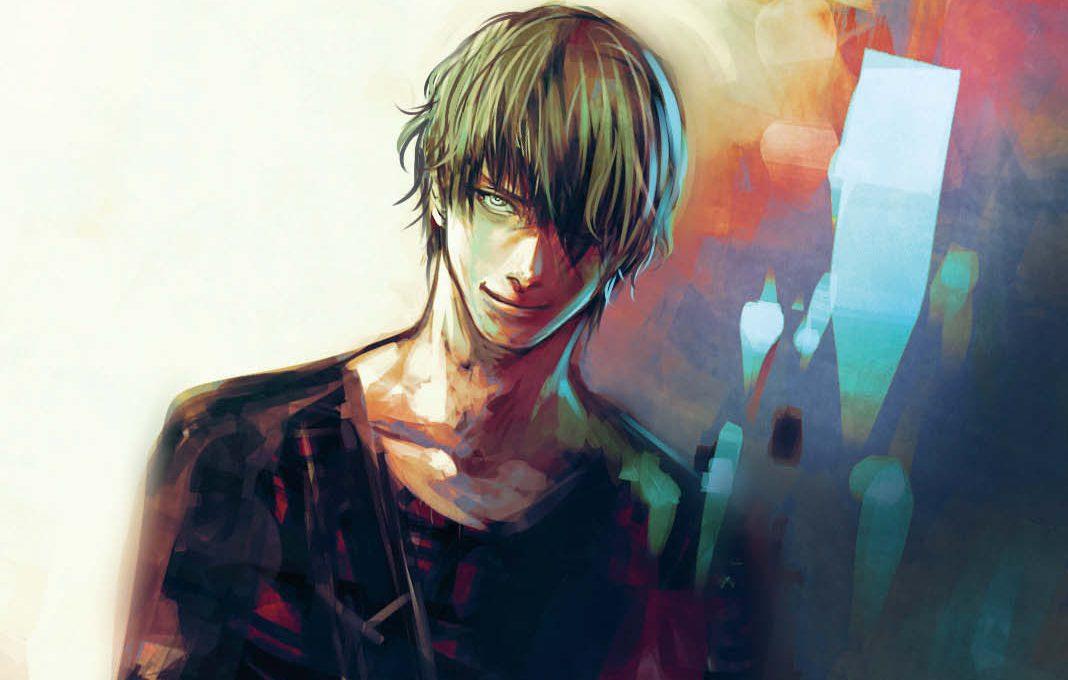 色気のある男のイラストの描き方とは?肉体の形状や人の感情を影の濃淡で表現する