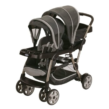 Graco Ready2Grow Click Connect Double Stroller Reviews