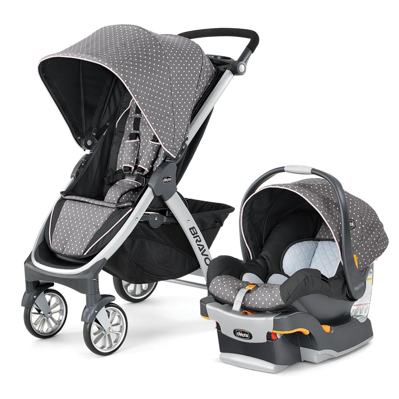 Chicco Bravo Trio Travel System Stroller Review