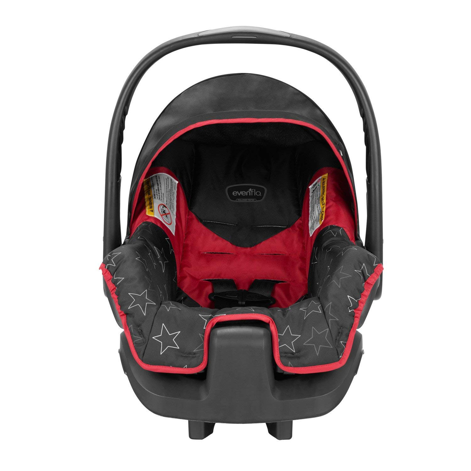 Evenflo Nurture Infant Car Seat Review