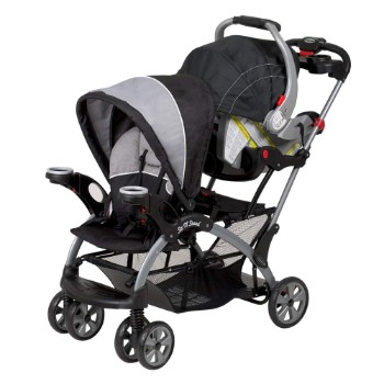 Baby Trend Sit N Stand Ultra Tandem Stroller Review