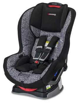 Britax Allegiance Convertible Car Seat Review
