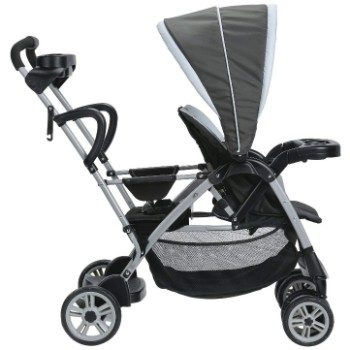 Graco RoomFor2 Stand & Ride Stroller Connect