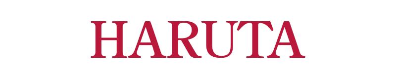 HARUTA|ハルタのロゴ画像