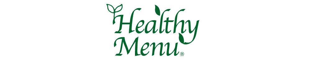Healthy Menuのロゴ画像
