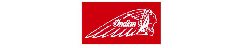 Indianのロゴ画像