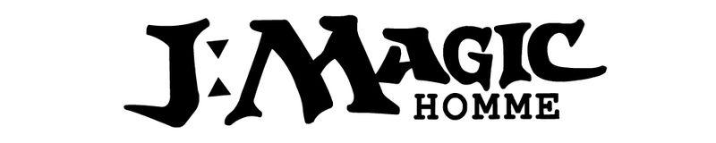 J MAGIC HOMMEのロゴ画像
