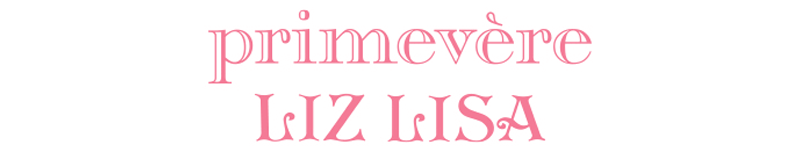 LIZ LISAのロゴ画像