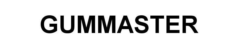 GUMMASTERのロゴ画像