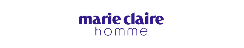marie claire hommeのロゴ画像
