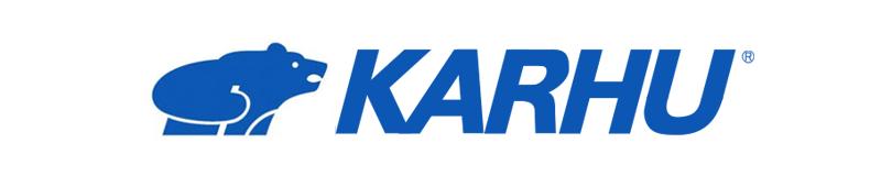 KARHUのロゴ画像