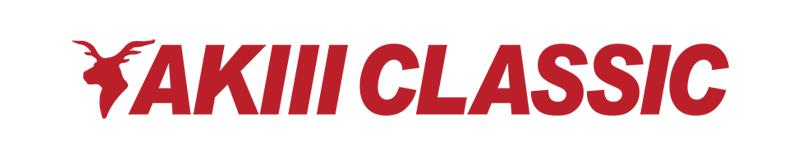 AKIII CLASSIC|アキクラシックのロゴ画像