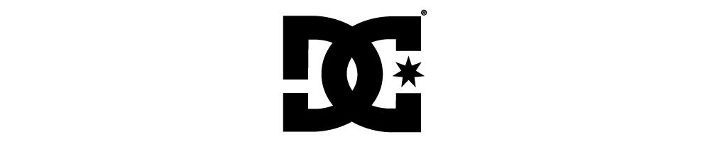 DC SHOE ディーシーシューのロゴ画像