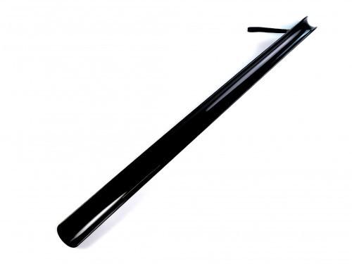 COLUMBUS(コロンブス) メタリック シューホーン(靴べら) 17341 ブラック ケア用品