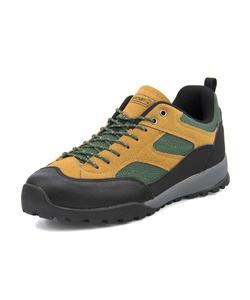 <G-FOOT> Coleman(コールマン) TREKKING LO【耐水/滑りにくい】 メンズスニーカー(トレッキングロウ) 586300 カーキ アウトドアシューズ トレッキング/ハイキング画像