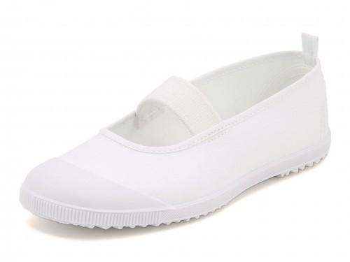 ACHILLES(アキレス) キッズ 校内履きバレーシューズ(上履き) HCB 7004 ホワイト スクール(上履き/バレーシューズ)