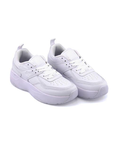 DC Womens E.tribeka Platform Skate Shoe