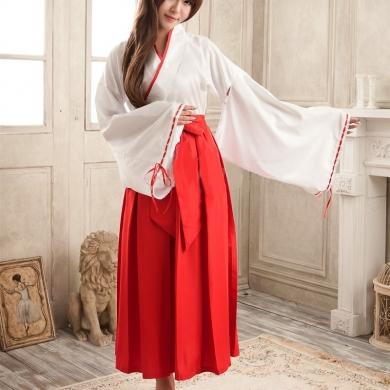 巫女服(ロング)