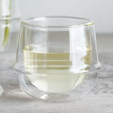 ダブルウォールワイングラス(250ml)