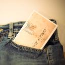 Photoback pocket