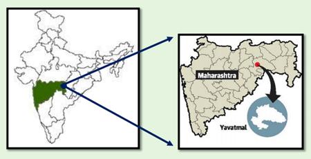 中央インド・マハラシュトラ州