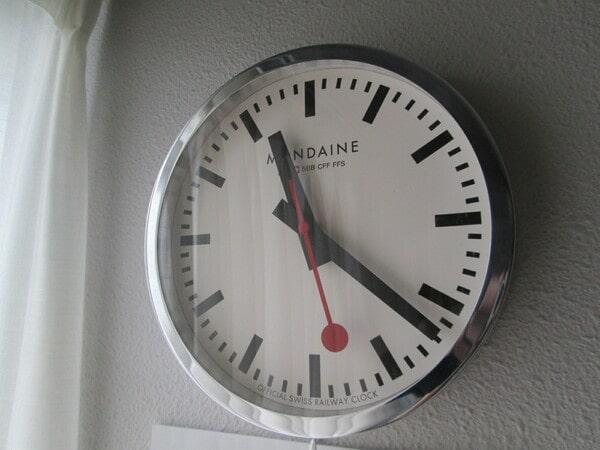 K様 掛け時計のカバー