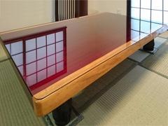 T様 テーブルの天板