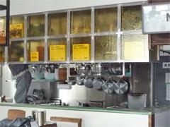 K様 飲食店吊り戸棚のガラス