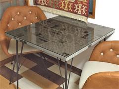 T様 デザインテーブル天板