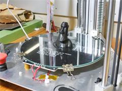 K様 3Dプリンターのプリントベット