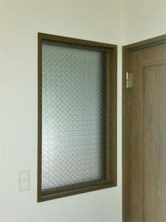 S様 室内窓