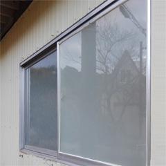 O様 浴室窓ガラス(割れ替え)