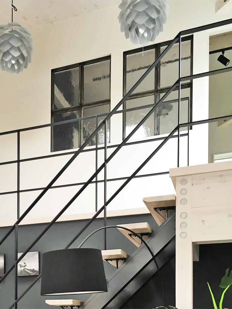 N株式会社 T様  室内窓