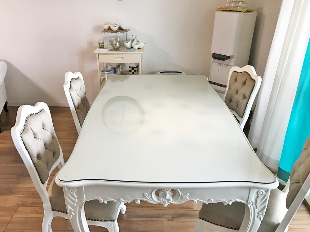A.S様 テーブル天板